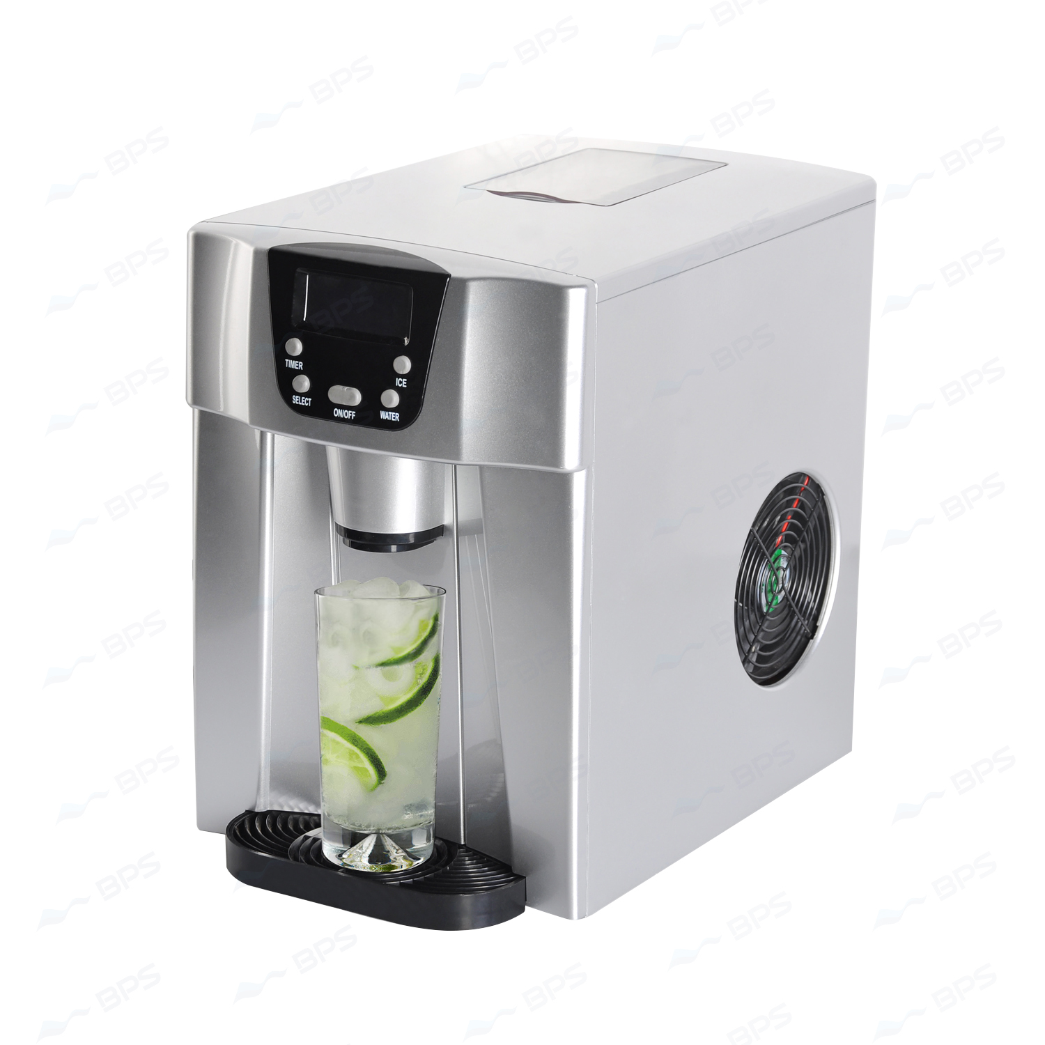 Portable Automatic Ice Cube Dispenser Digital Ice Maker