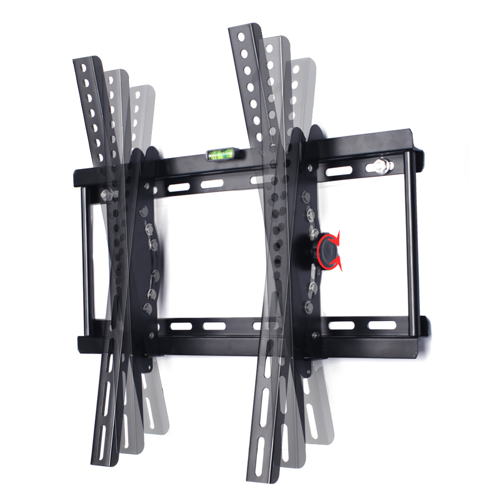 lcd 3d tv halterung wandhalterung neigbar f r 23 55 zoll vesa 400mm 09 ebay. Black Bedroom Furniture Sets. Home Design Ideas