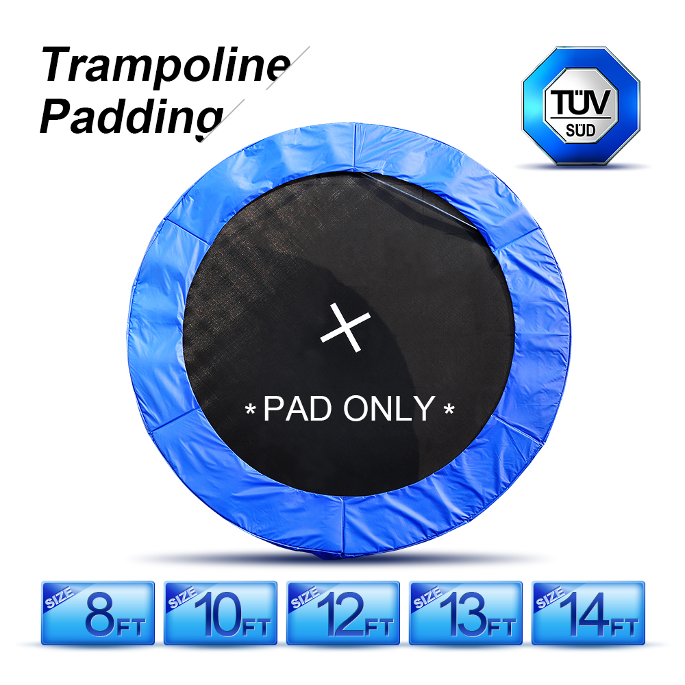8 10 12 13 14ft Replacement Trampoline Pad Spring Cover